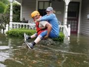 Thế giới - Ảnh: Siêu bão Harvey tàn phá Mỹ với sức mạnh chưa từng thấy