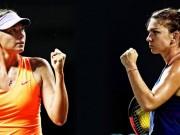 """Tin thể thao HOT 28/8: Simona Halep  """" coi thường """"  Maria Sharapova"""