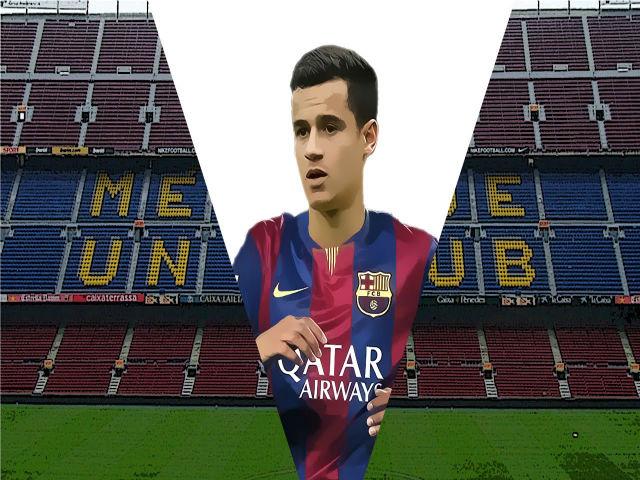 """Barcelona chốt """"bom tấn"""" Coutinho 148 triệu bảng: Neymar bất ngờ phá đám"""