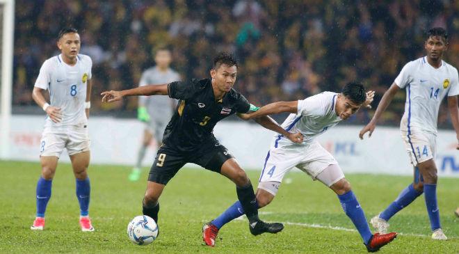 U22 Malaysia - U22 Thái Lan: Nhát dao chí tử, lỡ giấc mơ vàng
