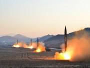Thế giới - Triều Tiên bắn tên lửa xuyên qua không phận Nhật Bản