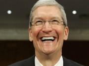 Thời trang Hi-tech - Tim Cook bán cổ phiếu Apple, trúng đậm hơn 43 triệu USD