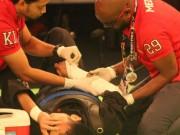 Thể thao - Nóng: Dính đòn, võ sỹ Pencak Silat Việt Nam đau đớn nhập viện