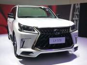 Lexus LX570 Superior giá lên đến 5 tỷ đồng ở Trung Quốc