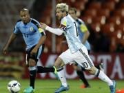 """Bóng đá - ĐT Argentina lâm nguy: Messi trở lại, quyết sắm vai """"Thần hộ mệnh"""""""