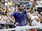 Tennis US Open ngày 1: Cilic ra quân nhọc nhằn, Ferrer sớm về nước