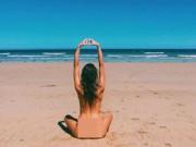 """Làm đẹp - Tâm sự của một dân """"nghiện"""" yoga khỏa thân chính hiệu"""