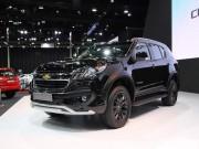 Chevrolet Trailblazer Z71 đặc biệt có giá 1,024 tỷ đồng