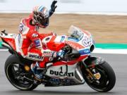"""Thể thao - Đua xe MotoGP, British GP: """"Vua"""" gục ngã, kẻ trị vì mới dần lộ diện"""