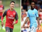 Tin HOT bóng đá tối 29/8: Man City đổi Sterling lấy Alexis Sanchez