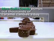 """Đây chính là cách người ta tạo ra những chiếc kẹo caramel  """" thần thánh """""""