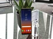 Dế sắp ra lò - Samsung Galaxy Note 8 phá vỡ kỷ lục về độ sáng của Galaxy S8