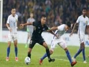 U22 Malaysia - U22 Thái Lan: Dính đòn đau, lỡ giấc mơ vàng