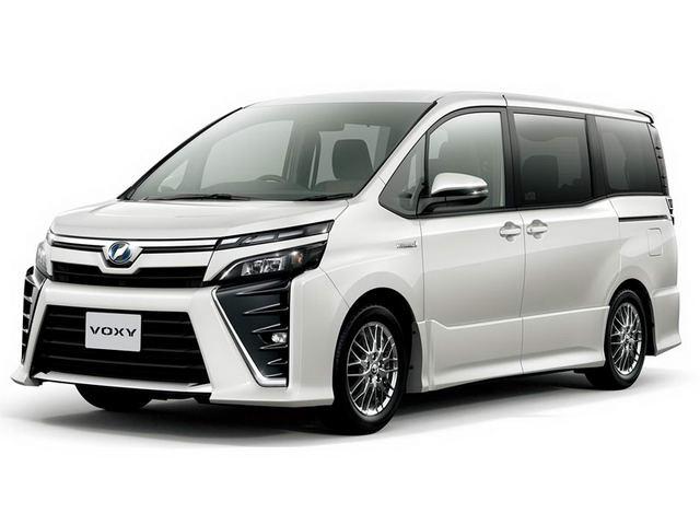 """Toyota Voxy giá 782 triệu đồng """"xịn"""" hơn cả Innova - 2"""