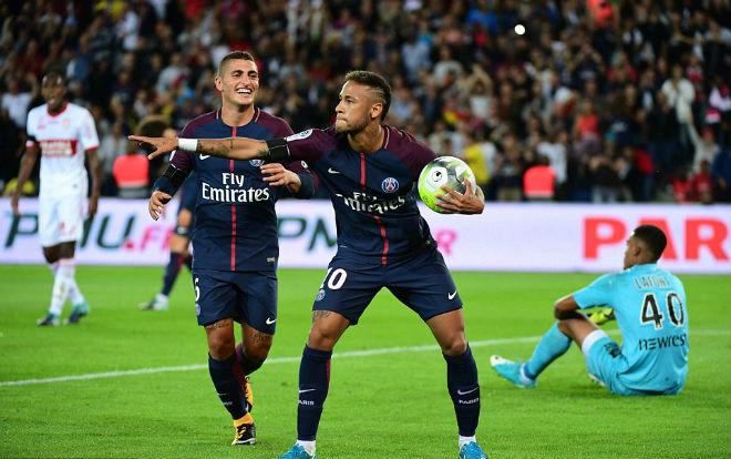 Fan MU có sốc: Neymar 198 triệu bảng kém xa R.Giggs giá 2 tỷ bảng