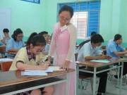 Giáo dục - du học - Thầy trò 'choáng' khi đổi mới thi lớp 10