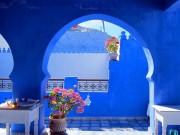 Du lịch - Khám phá mê cung xanh cổ kính đẹp hút hồn ở Ma Rốc