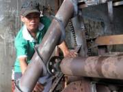 Phù thủy  tài hoa chế hàng loạt máy móc ở vùng chuyên canh mía
