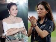 Nếu người đẹp Lý Nhã Kỳ làm trưởng đoàn bóng đá Việt Nam