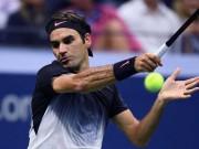 Tin thể thao HOT 30/8: Federer lại lo vấn đề thể lực