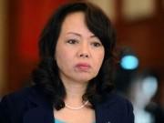 Tin tức trong ngày - Bộ trưởng Nguyễn Thị Kim Tiến không nói em chồng ở VN Pharma!