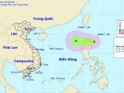 Tin tức trong ngày - Áp thấp nhiệt đới giật cấp 9, sắp đổ bộ Biển Đông