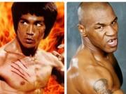 Sẽ ra sao nếu tay đấm thép Mike Tyson chạm trán huyền thoại võ thuật Lý Tiểu Long?