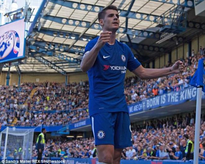 """Morata """"ngon"""" như Lukaku, Chelsea khỏi lo bom xịt"""