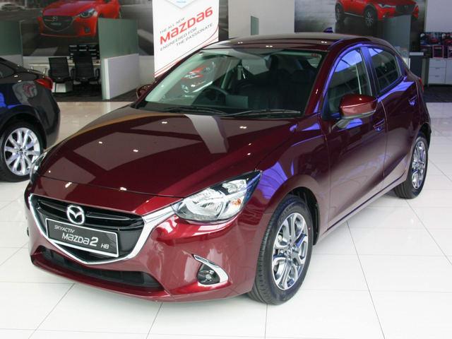 Mazda2 2017 được bổ sung GVC, giá từ 466 triệu đồng