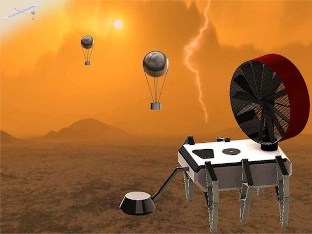 """NASA sẽ khám phá """"hành tinh chết"""" bằng công nghệ từ thế kỷ 19"""