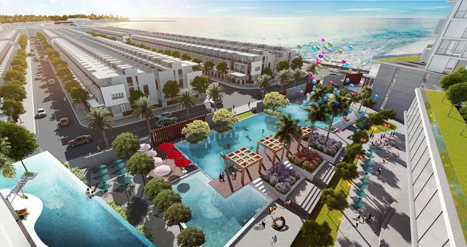 Những lợi thế nổi bật của Vietpearl City - 1