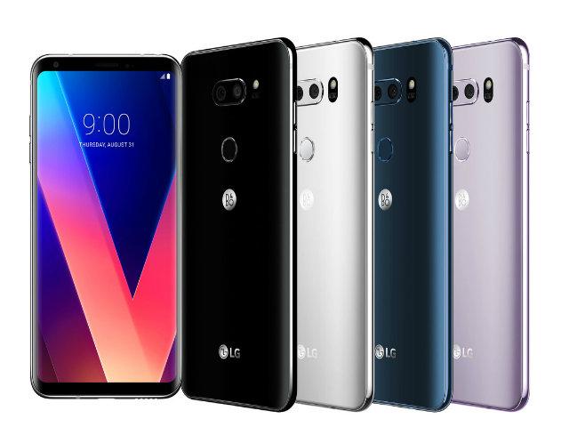 """LG V30 đang """"chới với"""" khi giảm giá ở nhiều thị trường trọng điểm - 2"""