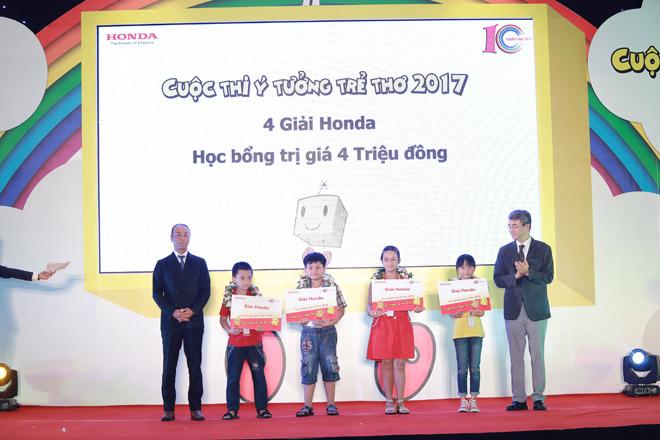 Vinh danh 30 ý tưởng xuất sắc nhất cuộc thi Ý tưởng trẻ thơ lần thứ 10 - 4