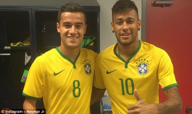 Brazil – Ecuador: Tâm điểm Neymar, Coutinho - 1