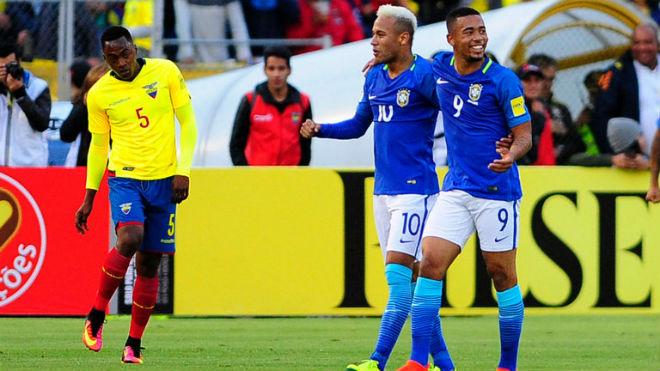 Brazil – Ecuador: Tâm điểm Neymar, Coutinho - 2