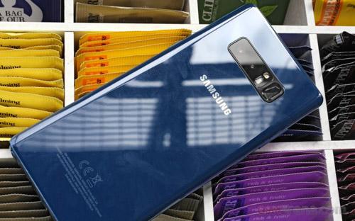 Đánh giá Galaxy Note 8: Siêu phẩm xuất hiện đúng thời điểm - 4
