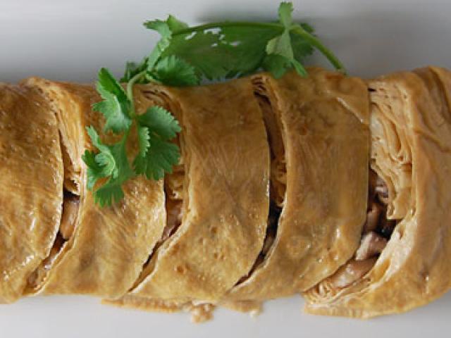 Tự làm gà chay hấp đơn giản, thơm ngon cho ngày lễ Vu Lan
