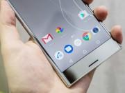 Sony G8541 màn hình 6.2 inch, chạy Android Oreo