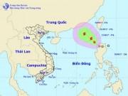 Tin tức trong ngày - Áp thấp nhiệt đới tăng tốc vào Biển Đông, sắp mạnh lên thành bão