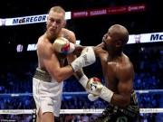 Đại bại trước Mayweather, McGregor suýt bị đấm vỡ sọ vong mạng