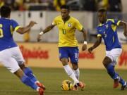 Brazil - Ecuador: Tâm điểm Neymar, Coutinho