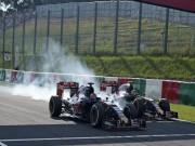 """Thể thao - Đua xe F1, đồng đội """"đấu đá"""" nhau: Thắng làm vua, thua làm giặc (P2)"""