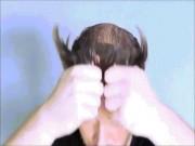 Chàng hói đầu chẳng lo đầu hói, lại đẹp như Beckham nhờ chiêu này!