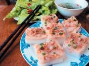 Ẩm thực - Lang thang Lạng Sơn tìm ăn những món ngon của núi rừng
