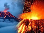 Nguy cơ hai siêu núi lửa thức giấc tàn sát 3 triệu người