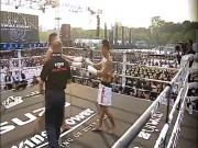 Thể thao - Muay Thái: Kinh thiên động địa, võ sỹ thắng sau 1 giây
