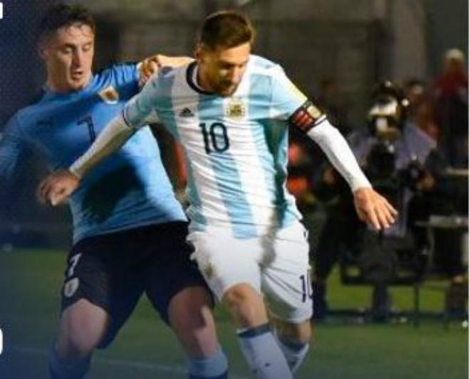 Uruguay - Argentina: Căng thẳng tột độ - 1