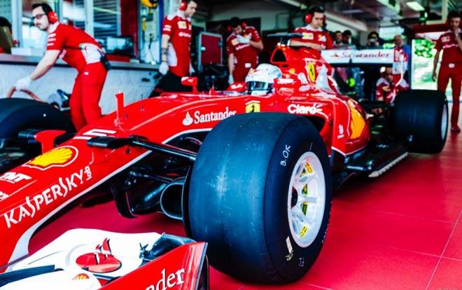 """Đua xe F1: Lốp xe và những """"ngư ông đắc lợi"""" - 4"""