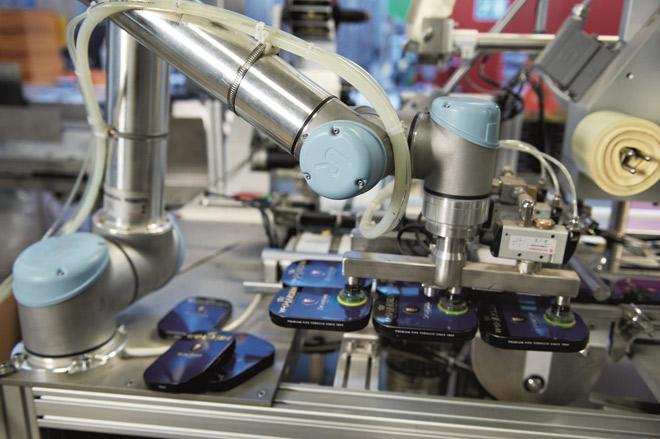 Giải pháp tự động hoá cho ngành công nghiệp sản xuất - 3