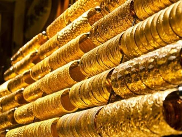 Giá vàng hôm nay (1/9): Bật tăng mạnh - 1